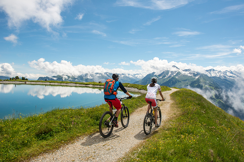Mountain bike & cycle racing tours in Zillertal